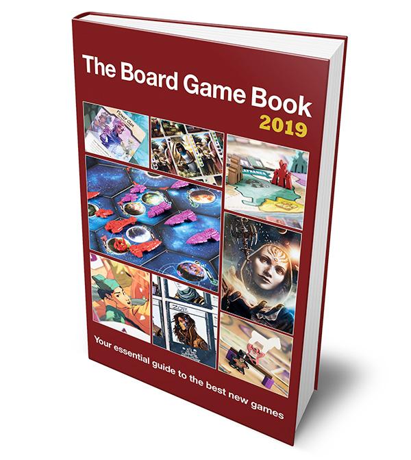 Board Game Book cover