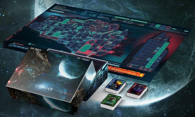 Lifeform board game
