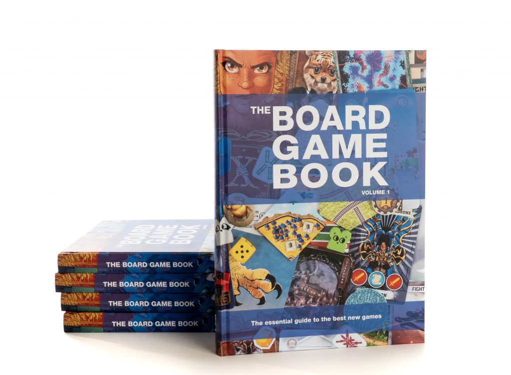 The Board Game Book: Volume 1 -  Clyde and Cart Press