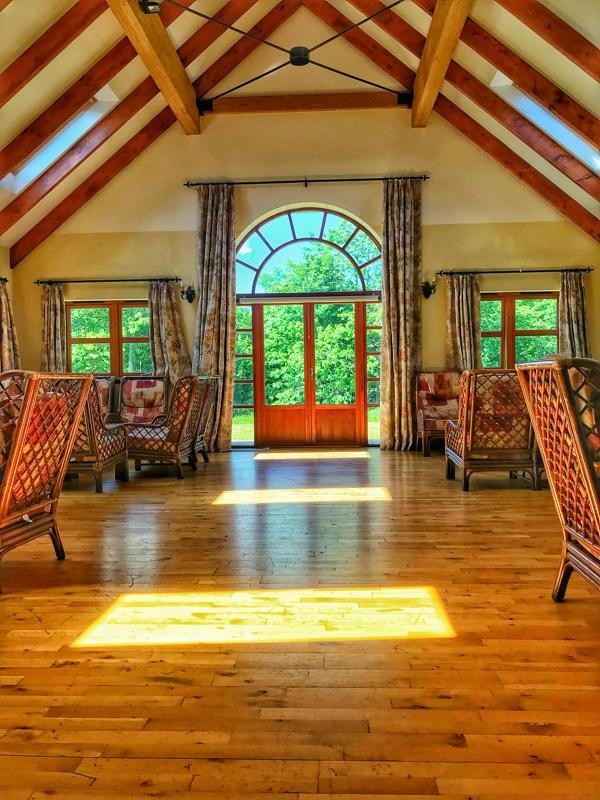 Trossachs Tryst Hostel Lounge