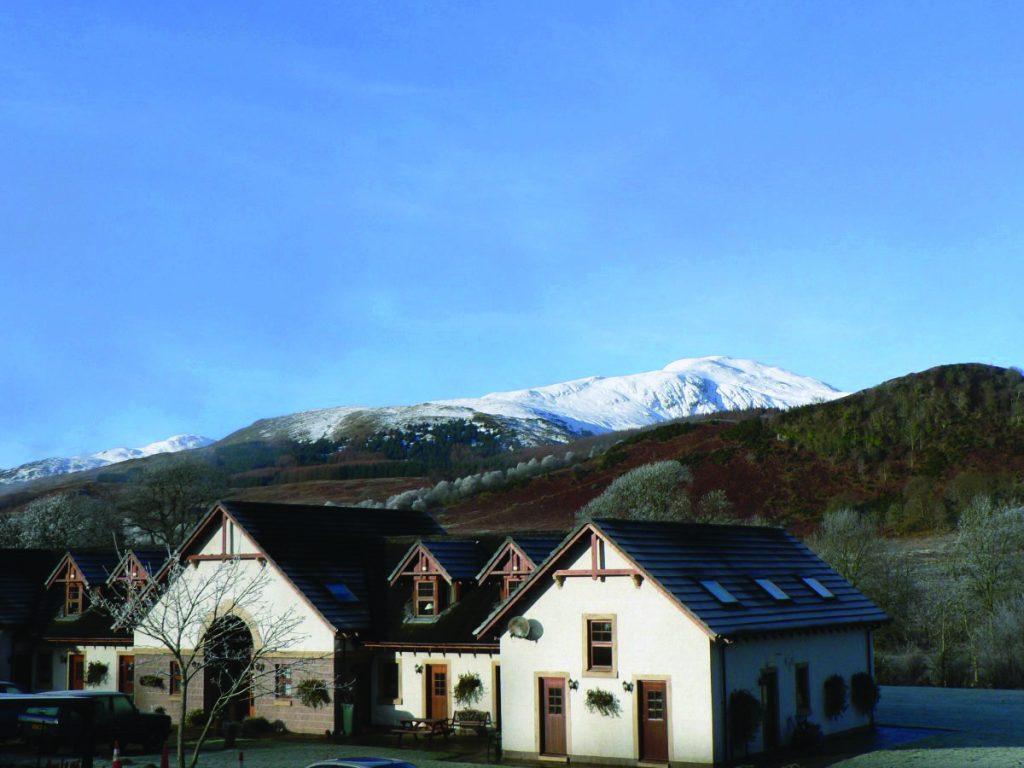 Trossachs Tryst Hostel, venue for MeepleCamp 2020